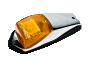 "3"" X 11"" Square Cab Marker Light - Heavy Duty Lighting"