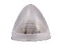 "2"" Beehive Clearance Marker Light - Heavy Duty Lighting"