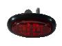 Mini Oval Clearance Marker Light - Heavy Duty Lighting