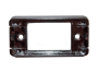 ABS Chrome Base Mount - Heavy Duty Lighting