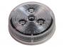 """2.5"""" Flush Mount Utility Light - Heavy Duty Lighting"""