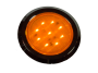 "2.5"" Surface Mount Clearance Marker Light - Heavy Duty Lighting"
