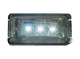 "2.5"" Rectangular Utility Light - Heavy Duty Lighting"