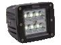 High Output Mini Square Work Light - Heavy Duty Lighting