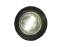 Mini Round Flush Mount Utility Light - Heavy Duty Lighting
