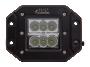 High Output Mini Flush Mount Work Light - Heavy Duty Lighting