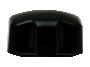 Black ABS License  Light - Heavy Duty Lighting