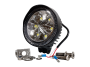 High Output Round Flood Light - Heavy Duty Lighting