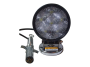 High Output Round Magnetic Base Work Light - Heavy Duty Lighting