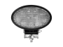 High Output Oval Work Light - Heavy Duty Lighting