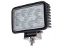 High Output Rectangular Work Flood Light - Heavy Duty Lighting