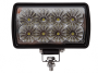 High Output Rectangular Work Spot Light - Heavy Duty Lighting