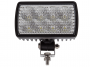 High Output Rectangular Work Flood Light - Heavy Duty Lighting