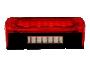 Rectangular Combination Left Trailer Light - Heavy Duty Lighting