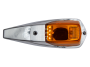 Kenworth® LED Cab Marker with Chrome Body - Heavy Duty Lighting (en-US)