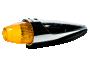 "3"" X 15"" Blunt Nose Torpedo Cab Marker Light - Heavy Duty Lighting (en-US)"
