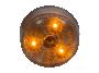 """2"""" Round Clearance Marker Light - Heavy Duty Lighting (en-US)"""