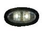 Mini Oval Flush Mount Utility Light - Heavy Duty Lighting (en-US)