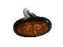 Mini Oval LED Clearance Marker Light - Heavy Duty Lighting (en-US)