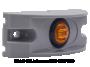 Gray ABS Branch Deflector For Mini Lights - Heavy Duty Lighting (en-US)