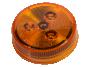 """2.5"""" Round Clearance Marker Light - Heavy Duty Lighting (en-US)"""