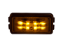 "2.5"" Rectangular Clearance Marker Light - Heavy Duty Lighting (en-US)"
