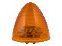 """2.5"""" Beehive Amber Clearance Marker Light  - Heavy Duty Lighting (en-US)"""