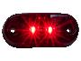"""2.5"""" Oval LED Clearance Marker Light - Heavy Duty Lighting (en-US)"""