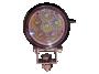 High Output Mini Round Spot Light - Heavy Duty Lighting (en-US)