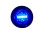 Mini Round Clear/Blue 2-Wire Clearance Marker Light - Heavy Duty Lighting (en-US)