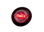 Mini Round Clear/Red 3-Wire Clearance Turn Marker Light - Heavy Duty Lighting (en-US)