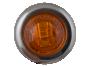"3/4"" Mini Round Clearance Marker Light with Stainless Bezel - Heavy Duty Lighting (en-US)"