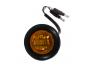 Mini Round Amber 2-Wire Clearance Marker Light - Heavy Duty Lighting (en-US)