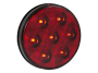 "4"" Round Stop Tail Turn Light - Heavy Duty Lighting (en-US)"