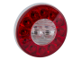 """4"""" Round LED Combination Stop Tail Turn with Backup Light - Heavy Duty Lighting (en-US)"""
