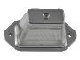 License Plate Chromed ABS - Heavy Duty Lighting (en-US)