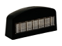 Black ABS License  Light - Heavy Duty Lighting (en-US)