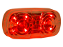 "4"" LED Double Bulls Eye Clearance Marker - Heavy Duty Lighting (en-US)"