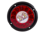 """4"""" Round LED Surface Mount Combination Stop Tail Turn with Backup Light - Heavy Duty Lighting (en-US)"""