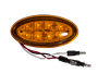 Peterbilt®  Oval Side Marker Turn Light - Heavy Duty Lighting (en-US)