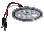 Peterbilt®  Oval LED Side Marker Turn Light - Heavy Duty Lighting (en-US)