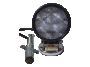 High Output Round Magnetic Base Work Light - Heavy Duty Lighting (en-US)