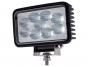High Output Rectangular Work Spot Light - Heavy Duty Lighting (en-US)