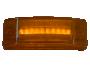 """2"""" X 6"""" Reflex Surface Mount Marker Light - Heavy Duty Lighting (en-US)"""