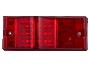 "2"" x 6"" Rectangular Surface Mount Turn Marker Light - Heavy Duty Lighting (en-US)"