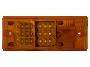 """2"""" x 6"""" Rectangular LED Surface Mount Turn Marker Light - Heavy Duty Lighting (en-US)"""