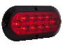 "6"" Oval LED Surface Mount Stop Tail Turn Light - Heavy Duty Lighting (en-US)"