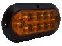 "6"" Oval LED Surface Mount Park Turn Light - Heavy Duty Lighting (en-US)"