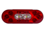 """6"""" Oval LED Combination Stop Tail Turn with Backup Light - Heavy Duty Lighting (en-US)"""