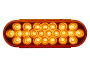"6"" Oval LED Strobe Light - Heavy Duty Lighting (en-US)"